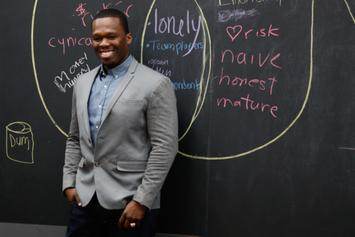Dream School: 50 Cent Reveals What He'd Do If He Could Go Back In Time