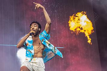 """Childish Gambino Puts EP With Chance The Rapper On Hold, Explains """"STN MTN/KAUAI"""" [Update: Tape Drops]"""