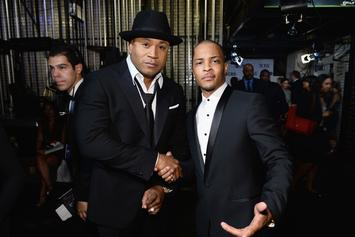 """T.I., J. Cole & Raekwon To Be Featured On LL Cool J's """"G.O.A.T. 2"""" [Update: Eminem To Be Featured]"""