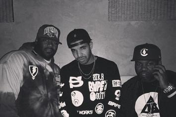 "Wu-Tang Clan Explain What Happened To Their Remix Of Drake's ""Wu-Tang Forever"""