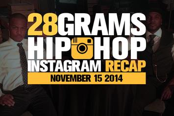 28 Grams: Hip-Hop Instagram Recap (Nov. 15)