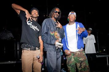 """Snoop Dogg To Recruit West Coast's Finest For """"Los Angeles Vs. Everybody"""""""