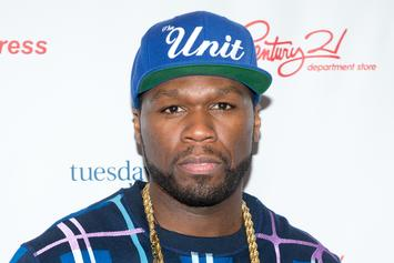 50 Cent's Bank Account Frozen Due To Sleek Audio Lawsuit