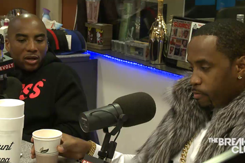 ScaffBeezy (Safaree) On The Breakfast Club