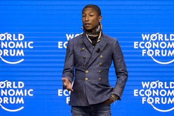 "Pharrell And Al Gore To Team Up For ""Live Earth"" Concert"
