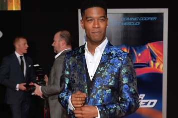 "Kid Cudi Talks Playing A Gay Character In ""James White"", Cut Kissing Scenes"