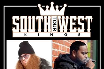 """KXNG Crooked & Rittz Announce """"The South West Kings"""" Tour"""