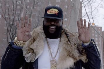 "Rick Ross ""Movin Bass"" Video"