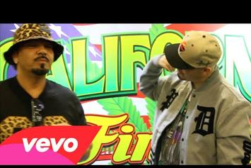 """Paul Wall Feat. Baby Bash & Scoop Deville """"Cherry Pie & OG Kush"""" Video"""