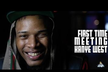 Fetty Wap Talks Meeting Kanye West