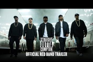 "Dr. Dre & Ice Cube Introduce ""Straight Outta Compton"" Extended Trailer"