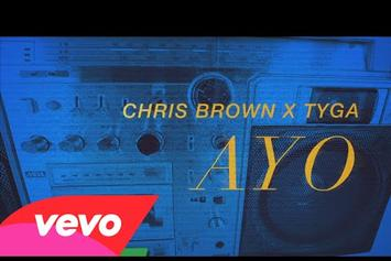 "Chris Brown & Tyga ""Ayo"" Lyric Video"