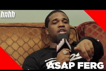 "A$AP Ferg Speaks On Passing Of A$AP Yams, ""Ferg Forever"" & Ariana Grande"