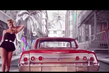 """Chanel West Coast """"Bass In The Trunk"""" Video"""