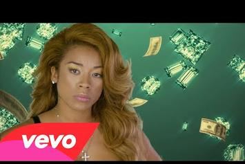 "Keyshia Cole ""New Nu"" Video"