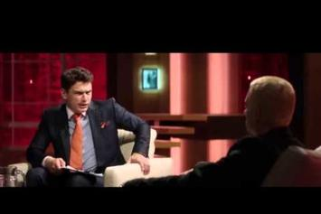 "Watch Eminem's Cameo In ""The Interview"""