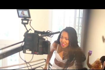 "ScribeCash Feat. Eric Bellinger ""Get On My Level"" Behind-The-Scenes Video"