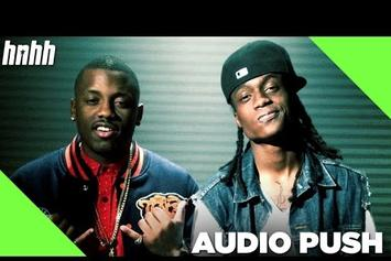Audio Push Talk New Single With Wale, Working With Hit-Boy & Boi-1da On Debut Album