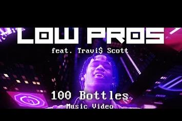 "A-Trak & Lex Luger (Low Pros) Feat. Travi$ Scott ""100 Bottles"" Video"