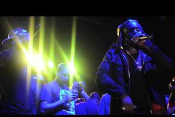 """Wale And Jeremih Perform """"The Body"""" In Washington D.C."""