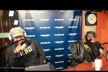 "Big K.R.I.T. Freestyles On ""Sway In The Morning"""