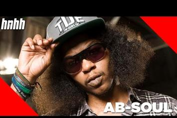 """Ab-Soul Details The Making Of """"W.W.S.D."""""""