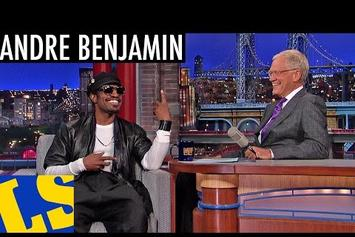 Andre 3000 Talks Playing Jimi Hendrix On David Letterman