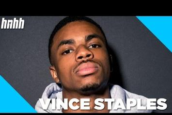 "Vince Staples Talks Working With Common, Explains Inspiration For ""Hell Can Wait"" EP"