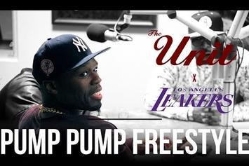 "G-Unit ""Pump Pump (Freestyle)"" Video"