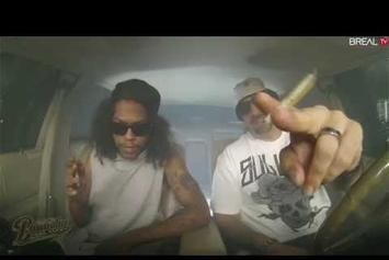 """B-Real Interviews Ab-Soul In """"The Smokebox"""""""