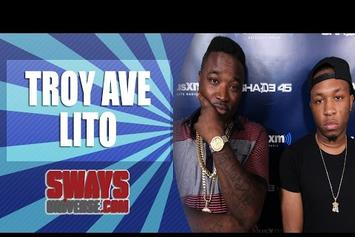 """Troy Ave & Young Lito's """"5 Fingers Of Death"""" Freestyle"""