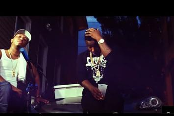 "Troy Ave Feat. Young Lito ""Shining"" Video"