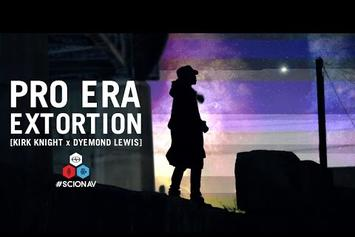 "Kirk Knight Feat. Dyemond Lewis  ""Extortion"" Video"