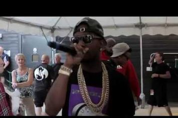 "Juicy J's ""Denver Summer Jam"" Vlog"