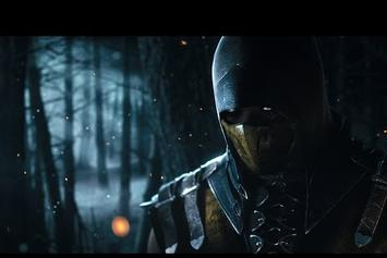 """New Wiz Khalifa Music """"Can't Be Stopped"""" Featured In Mortal Kombat X Trailer"""