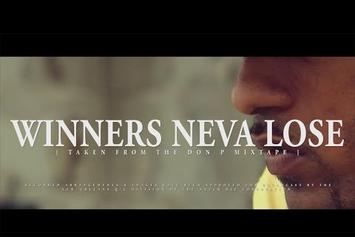 "Corner Boy P ""Winners Neva Lose"" Video"