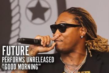 "Future Performs Unreleased Song ""Good Morning"" At SXSW"