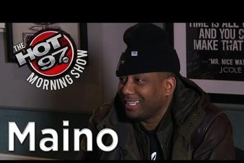 Maino Clears Up Trinidad James Beef