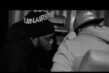 "Young Chris Feat. Freeway  ""Red Eye Freestyle"" Video"
