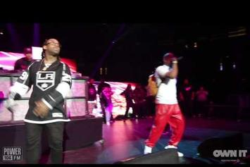 """Ty Dolla $ign Performs """"Paranoid"""" Live At Cali Christmas"""