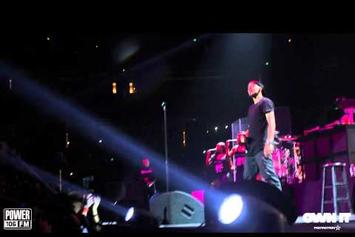"""J. Cole Performs """"Power Trip"""" Live At Cali Christmas"""