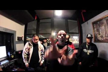 "Spit Gemz ""Nelson Muntz / Mystic Moves"" Video"
