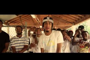 """P.A.P.I. (NORE) Feat. Vado & Young Reallie """"Hood BBQ"""" Video"""