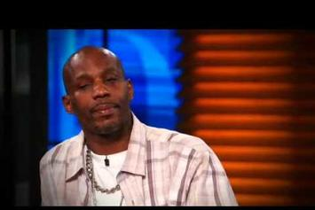 DMX Appears On Dr. Phil (Teaser)