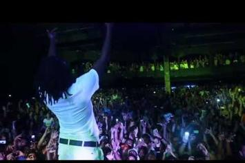 """Chief Keef """"Finally Rich"""" Tour Vlog (Ep. 1)"""