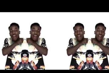 "Dizzy Wright ""Cant Stop Wont Stop"" Video"