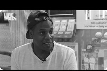 "Jay-Z ""#FACTSONLY Interview w/ Elliott Wilson (Pt. 1)"" Video"
