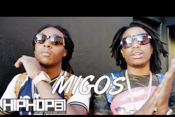 "Migos ""Talk Versace, Mixtape w/ Soulja Boy & More"" Video"