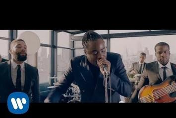 "Wale Feat. Sam Dew ""LoveHate Thing "" Video"