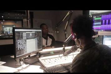 """Ray Jr Feat. Problem """"Debuts New Single Live on Clevelands Z1079"""" Video"""